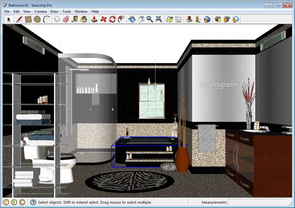 Download free Google SketchUp new version | FreeProgramm.