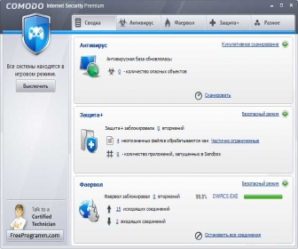 download free antivirus Comodo